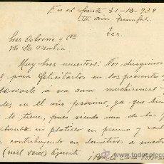 Militaria: PRIMER REGIMIENTO 23 DIVISION MANDO ESTAFETA 93. 1938. EN EL FRENTE.. Lote 27243393