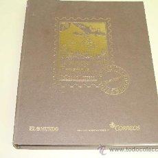 Militaria: COLECCIÓN DE 64/70 HOJAS BLOQUES FILATELIA GUERRA CIVIL ESPAÑOLA. SELLOS DE CORREOS. EL MUNDO.. Lote 30034204