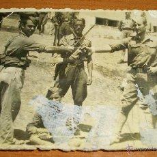 Militaria: FOTOGRAFÍA GUERRA CIVIL. Lote 39377715