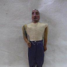 Militaria: ANTIGUO MUÑECO ARTESANAL DE UN FALANGISTA, ORIGINAL GUERRA CIVIL, FALANGE. Lote 42955952
