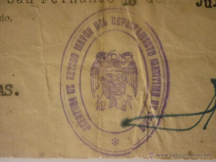 Militaria: SALVO CONDUCTO FECHA 10 JULIO 1939 DE MADRID A CÁDIZ Y REGRESO. EL DE LA FOTO - Foto 4 - 44429227