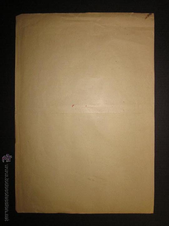Militaria: DOCUMENTO GENERALITAT DE CATALUNYA COMISSARIAT DE TARRAGONA - COMITE ANTIFEIXISTA 11 SEPTEMBRE 1936 - Foto 2 - 45147106