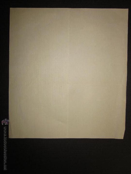 Militaria: DOCUMENTO - BLOC CATALANISTA - VILAFRANCA DEL PENEDES - AÑO 1933 - Foto 2 - 45147163