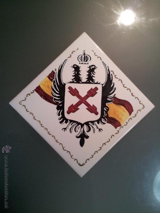 Militaria: azulejo de encargo requetes- carlistas ..EL VENDRELL-TARRAGONA 1940 POSTGUERRA - Foto 3 - 47091013