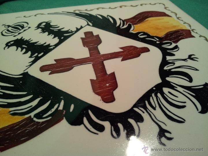 Militaria: azulejo de encargo requetes- carlistas ..EL VENDRELL-TARRAGONA 1940 POSTGUERRA - Foto 4 - 47091013