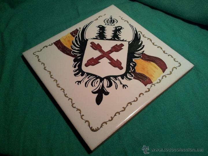 Militaria: azulejo de encargo requetes- carlistas ..EL VENDRELL-TARRAGONA 1940 POSTGUERRA - Foto 5 - 47091013