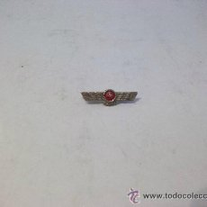 Militaria: GUERRA CIVIL : EMBLEMA DE AVIACION PARA GORRILLO, REPUBLICA.. Lote 47877668