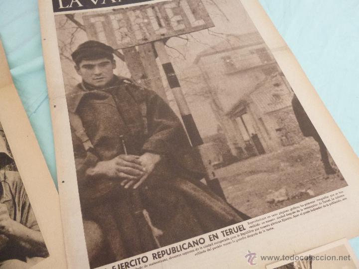 Militaria: batalla teruel..teruel republicano ..tomado por la republica..postales ruinas... - Foto 3 - 52886045