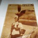 Militaria: REVISTA ANTIGUA FOTOS 29 JULIO 1939 FLECHAS DEL AIRE, ALTO DE LOS LEONES DE CASTILLA. Lote 54252097