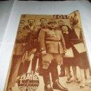 Militaria: REVISTA FOTOS 22 JULIO 1939 EXPOSICIÓN DE GUERRA EN SAN SEBASTIÁN. Lote 54252501