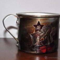 Militaria: TAZA SOVIETICA .RKKA .URSS .ESTRELLA. Lote 108077810