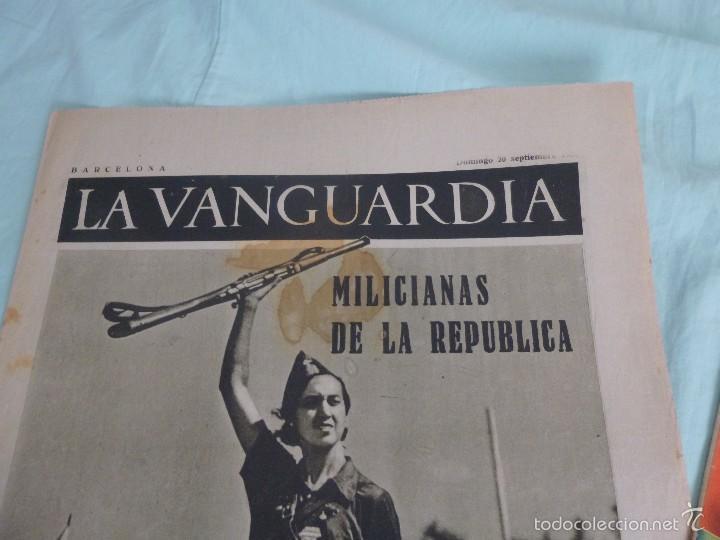 Militaria: milicianos..guerra civil.,milicias..ejercito popular..zona republicana. - Foto 3 - 55810979