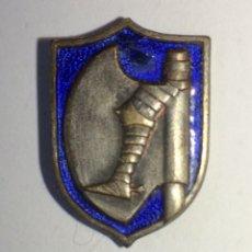 Militaria: INSIGNIA AVIACION LEGIONARIA ITALIANA GAMBA DI FERRO.. Lote 56022338