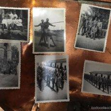 Militaria: FOTOS SOLDADOS GUERRA CIVIL. Lote 59779860