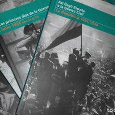 Militaria: GUERRA CIVIL COLECCION.. Lote 66016286