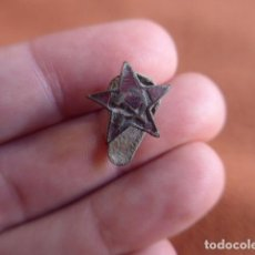 Militaria: ANTIGUA INSIGNIA COMUNISTA REPUBLICANA DE GUERRA CIVIL, ORIGINAL. Lote 71546631
