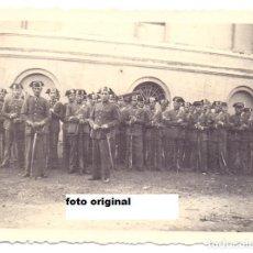 Militaria: GUARNICION GUARDIA CIVIL GUERRA ESPAÑOLA ZONA NORTE. Lote 80275249