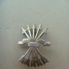 Militaria: GUERRA CIVIL-FALANGE : EMBLEMA DE FALANGE DE SOLAPA . . Lote 85457888