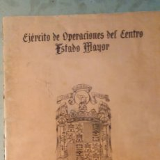 Militaria: PRIMER DESFILE DE LA VICTORIA MADRID.. Lote 88854372
