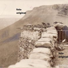 Militaria: DEFENSA EN LAS CERCANIAS DE HUESCA REQUETES GUERRA CIVIL 1936. Lote 90818285