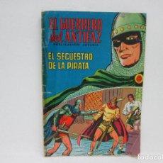 Militaria: TEBEO EL GUERRERO DEL ANTIFAZ. Nº 105. EL SECUESTRO DE LA PIRATA. 1974. Lote 91443845