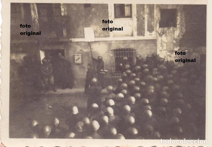 PREPARANDO BATALLA TERUEL EN ALCALA DE EBRO(ZARAGOZA) GUERRA CIVIL (Militar - Guerra Civil Española)