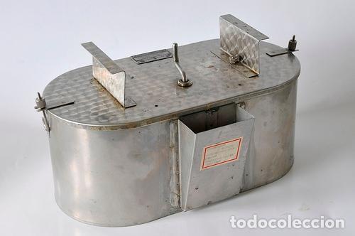 Militaria: maleta maletin para camara aerea DE RECONOCIMIENTO ESPIA FAIRCHILD F 21 GUERRA CIVIL ESPAÑOLA - Foto 3 - 101603575