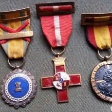 Militaria: MEDALLAS GUERRA CIVIL.. Lote 102445635