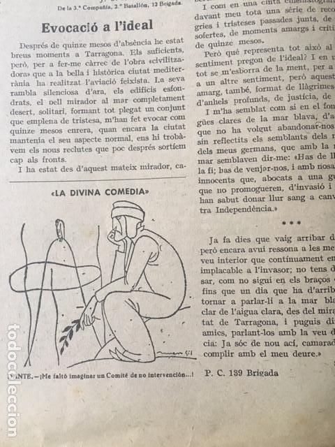 Militaria: Rarísima, Bayonetas internacionales. Organo 45 división Brigadas internacionales, 1938, guerra civil - Foto 5 - 107264803