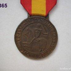 Militaria: MEDALLA DE LOS VOLUNTARIOS DE VIZCAYA. ( GUERRA CIVIL ). ENVÍO GRATUITO (CERTIFICADO).. Lote 107344183