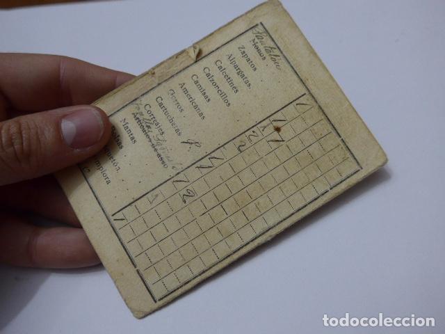 Militaria: * Antiguo carnet republicano original de militar afiliado UGT de Gandia. Valencia. Guerra civil. ZX - Foto 7 - 111898919