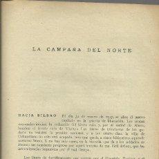 Militaria: DOS AÑOS DE GUERRA, LIBRETO DE PROPAGANDA Y PARTE DE GUERRA. . Lote 113210103