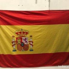 Militaria: BANDERA CONSTITUCIONAL DE FACHADA. Lote 113517768