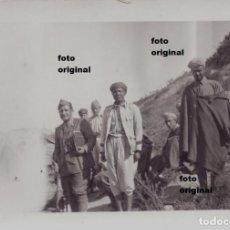Militaria: DIVISION LITTORIO TABOR TETUAN CORBERA DE EBRO(TARRAGONA) 1938 GUERRA CIVIL. Lote 116131027