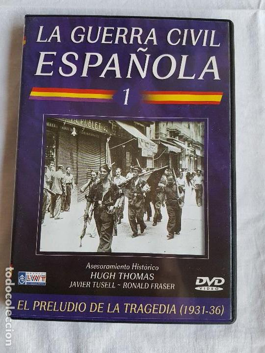 Militaria: LA GUERRA CIVIL ESPAÑOLA Serie 6 DVD´s - Foto 4 - 116675979