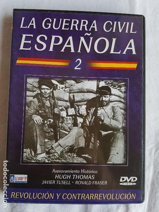Militaria: LA GUERRA CIVIL ESPAÑOLA Serie 6 DVD´s - Foto 5 - 116675979