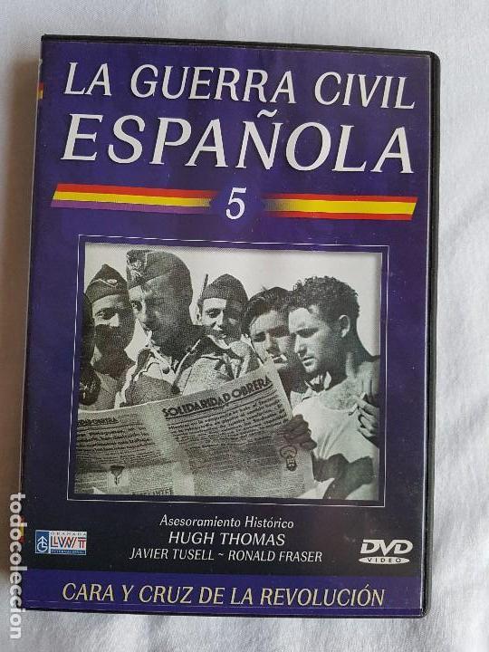 Militaria: LA GUERRA CIVIL ESPAÑOLA Serie 6 DVD´s - Foto 8 - 116675979