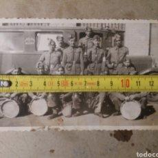 Militaria: ALCOY ALICANTE AMBULANCIA N°4 CRUZ ROJA ESPAÑOLA.. Lote 118028871