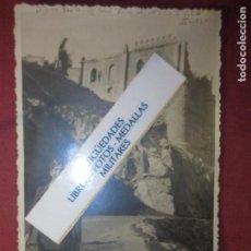 Militaria: ALFEREZ VAELLO TOLEDO RUINAS DEL ALCAZAR III - 1938 ORIGINAL GUERRA CIVIL LEGION ESPAÑA. Lote 118700883