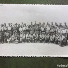 Militaria: OFICIALES TERCIO GRAN CAPITAN MELILLA LEGION BATALLON POST GUERRA CIVIL ESPAÑOLA 1943. Lote 119368375