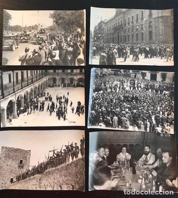 Militaria: FOTOS GUERRA CIVIL, , ORIGINAL FRENTE POPULAR MADRID - Foto 1 - 120021711