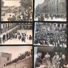 Militaria: FOTOS GUERRA CIVIL, , ORIGINAL FRENTE POPULAR MADRID. Lote 120021711