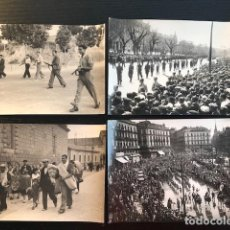 Militaria: FOTOS GUERRA CIVIL, , ORIGINAL FRENTE POPULAR MADRID. Lote 120022831