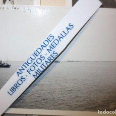 Militaria: FOTO ORIGINAL REGRESO DE REGULARES PROCEDENTES DEL EBRO A CABO JUBY ESPAÑA GUERRA CIVIL 1939. Lote 120455635