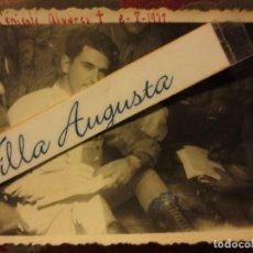 Militaria: TENIENTE ALVAREZ CAIDO COMBATE FRENTE CATALUÑA SEGRE 2-X-1938 GUERRA CIVIL ESCRIBIENDO CARTAS. Lote 121420139