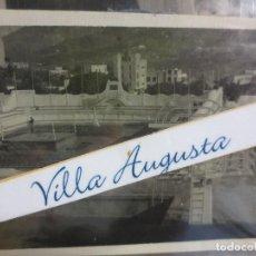 Militaria: INSTALACIONES DEPORTIVAS PISCINAS RING BOXEO MELILLA JUEGOS LEGION POST GUERRA CIVIL CIRCA 1939. Lote 122916619