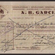 Militaria: BARCELONA, C.N.T. - U.G.T. INTERVENCION OBRERA, AGOSTO 1936 VER FOTO,. Lote 127551575