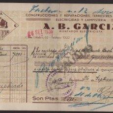 Militaria: BARCELONA, C.N.T. - U.G.T. INTERVENCION OBRERA, AGOSTO 1936 VER FOTO,. Lote 127551727