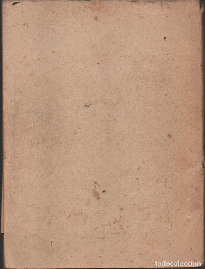 Militaria: MARRUECOS, ALTA COMISARIA, HABITANTES,NOMBRE Y PLANOS, AÑO 1937, 174 PAGINAS, VER FOTOS - Foto 13 - 128777179
