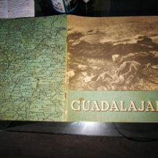 Militaria - GUADALAJARA ! EDICIONES LA VOZ DEL COMBATIENTE AÑO 1937. ORIGINAL. GUERRA CIVIL- REPUBLICA ESPAÑOLA - 128803931